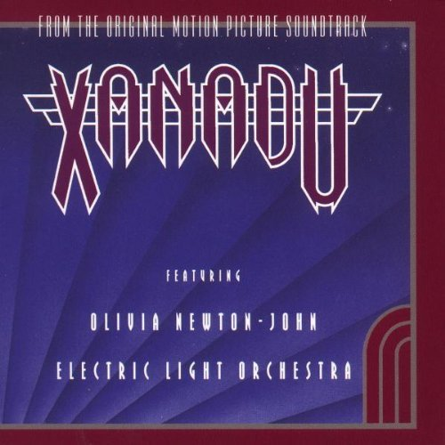 Various Artists Xanadu Electric Light Orchestra Newton John Richard