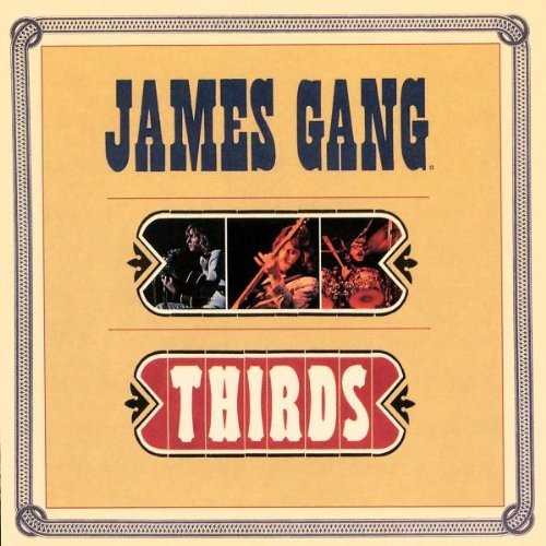 James Gang Thirds Remastered