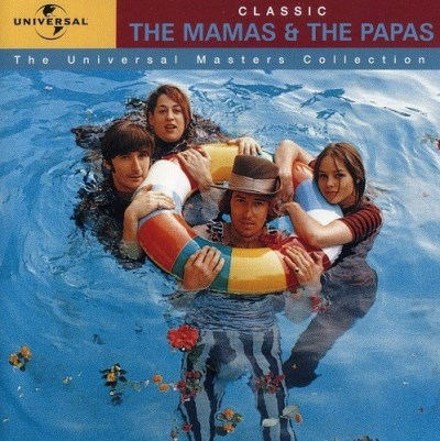 Mamas & The Papas Universal Masters Collection Import Eu