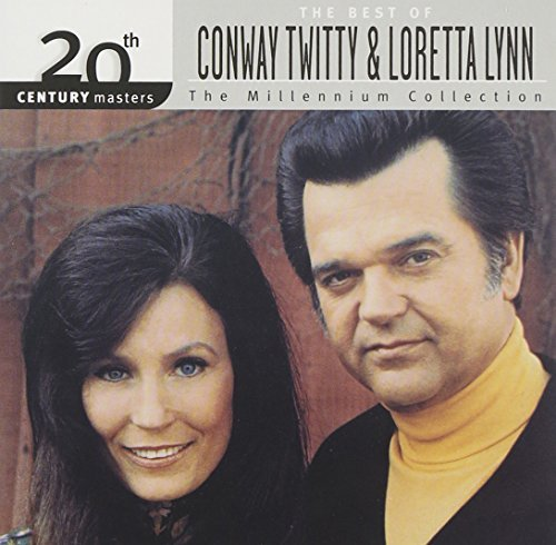 Twitty Lynn Millennium Collection 20th Cen Millennium Collection