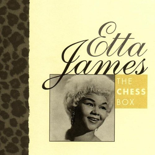 Etta James Chess Box Remastered 3 CD