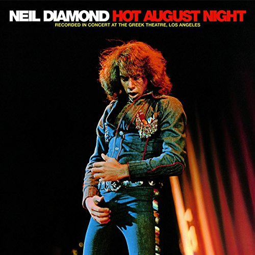 Neil Diamond Hot August Night Remastered 2 CD