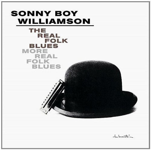 Sonny Boy Williamson Real Folk Blues More Real Folk 2 On 1