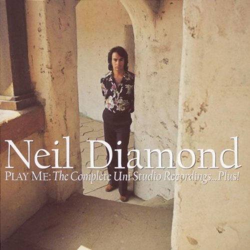 Neil Diamond Play Me Complete Uni Studio R Incl. Bonus Tracks 3 CD