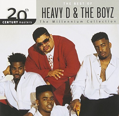 Heavy D. & The Boyz Best Of Heavy D & The Boyz Mil Millennium Collection