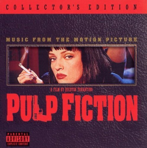 Pulp Fiction Soundtrack Import Gbr