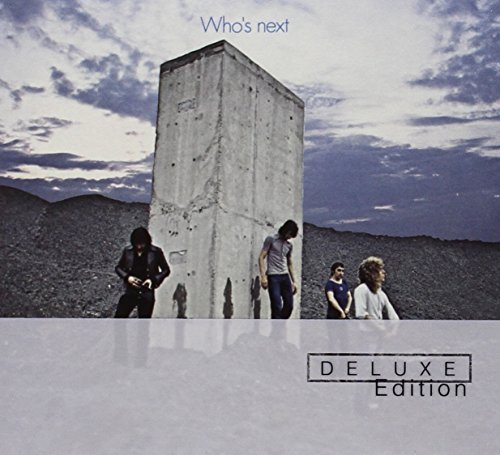 Who Who's Next Deluxe Ed. 2 CD