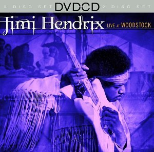Jimi Hendrix Live At Woodstock Smash Hits Incl. CD