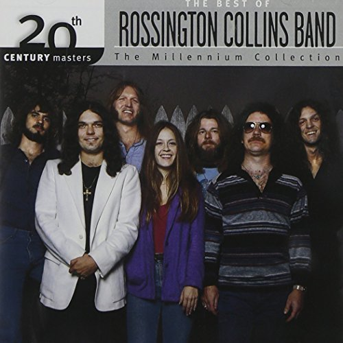 Rossington Collins Band Best Of Rossington Collins Ban Millennium Collection
