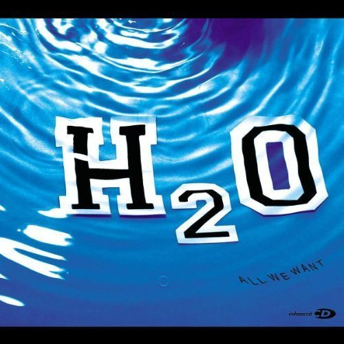H2o All We Want Ep Enhanced CD