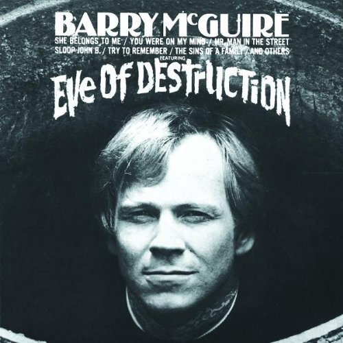 Barry Mcguire Eve Of Destruction Import Eu