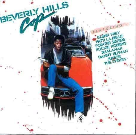 Beverly Hills Cop Beverly Hills Cop Import Gbr