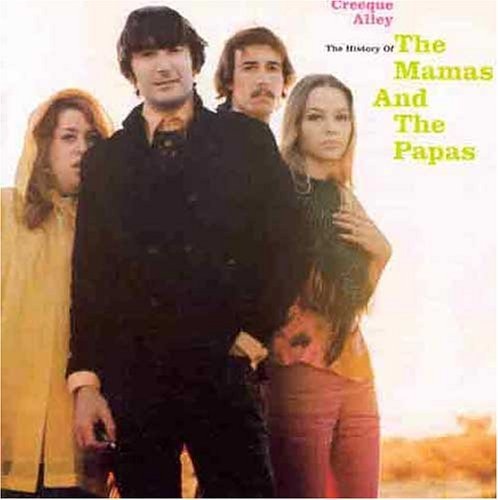 Mamas & The Papas Creeque Alley History Of Import Gbr 2 CD Set