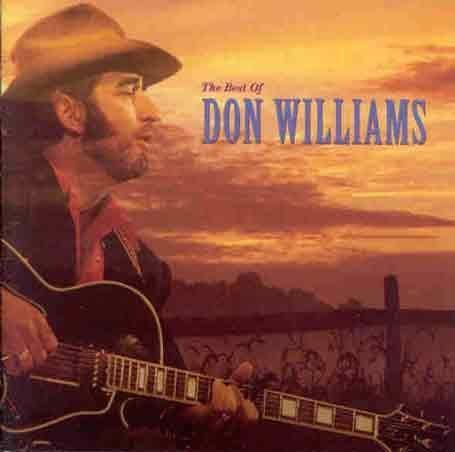 Don Williams Best Of Don Williams Import Gbr