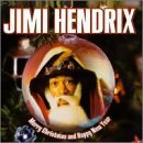 Jimi Hendrix Merry Christmas & Happy New Ye