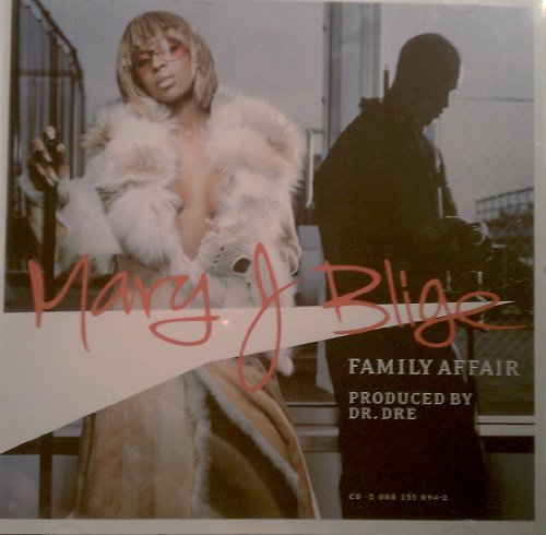 Blige Mary J. Family Affair
