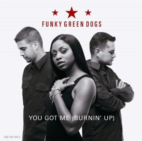 Funky Green Dogs You Got Me (burnin Up)