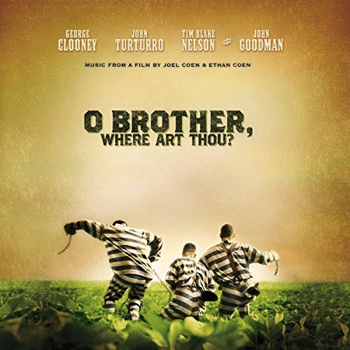 Various Artists O Brother Where Art Thou? Mcclintock Blake Whites Krauss Welch Harris Stanley Hartford