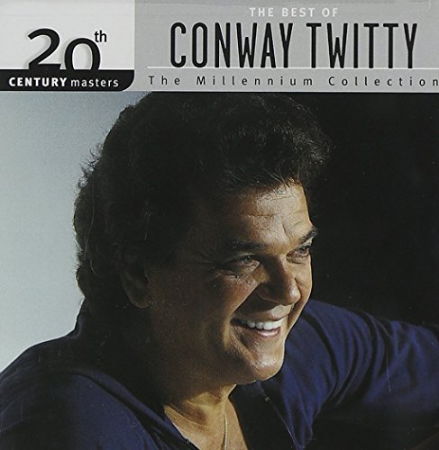 Conway Twitty Millennium Collection 20th Cen Remastered Millennium Collection