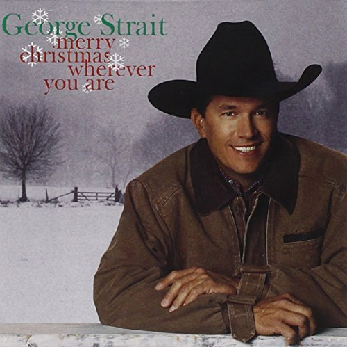 George Strait Merry Christmas Wherever You A Hdcd