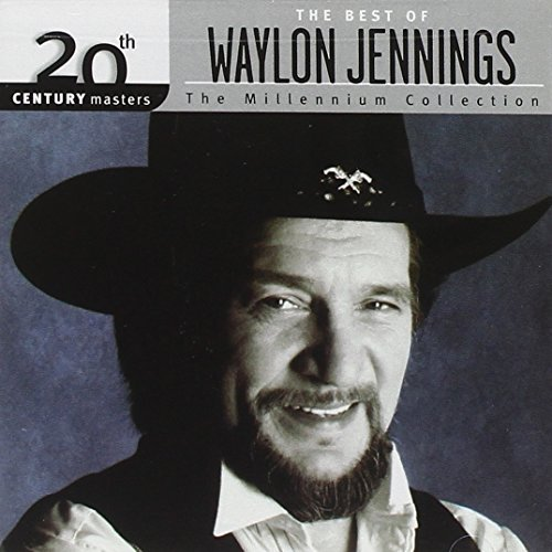 Waylon Jennings Best Of Waylon Jennings Millen Millennium Collection
