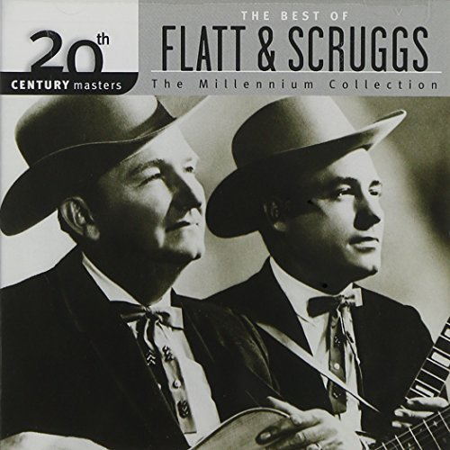 Flatt & Scruggs Millennium Collection 20th Cen Millennium Collection