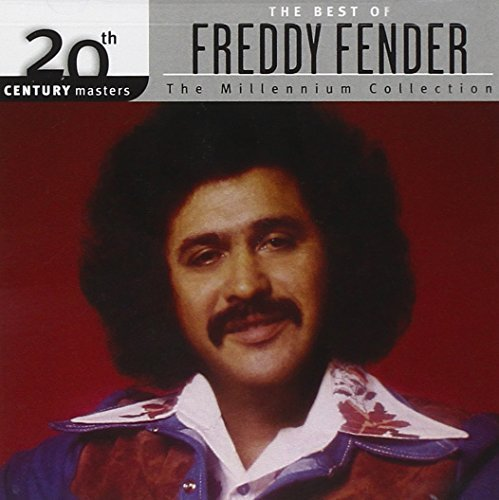 Freddy Fender Best Of Freddy Fender Millenni Millennium Collection