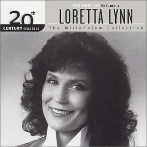 Lynn Loretta Vol. 2 Best Of Loretta Lynn Millennium Collection