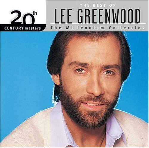 Lee Greenwood Millennium Collection 20th Cen Millennium Collection