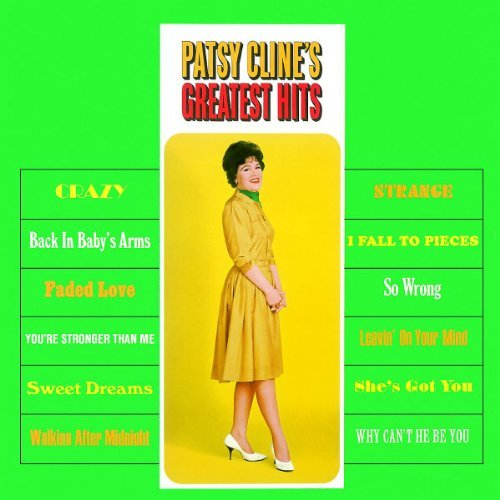 Patsy Cline Greatest Hits Remastered