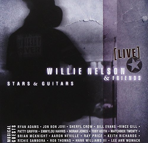 Willie & Friends Nelson Stars & Guitars