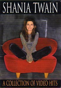 Shania Twain Collection Of Video Hits