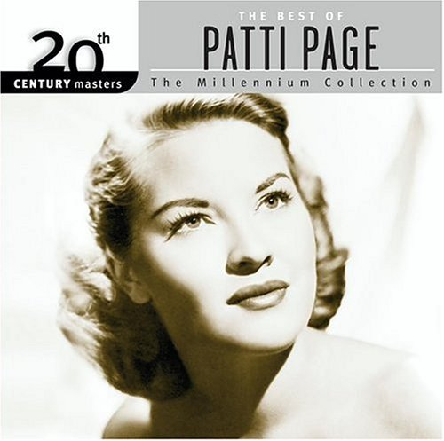 Patti Page Millennium Collection 20th Cen Millennium Collection