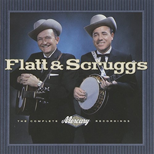 Flatt & Scruggs Complete Mercury Recordings