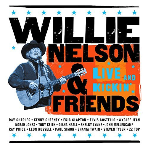 Willie Nelson Willie Nelson & Friends Live &