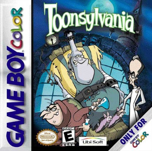 Gameboy Color Toonsylvania E