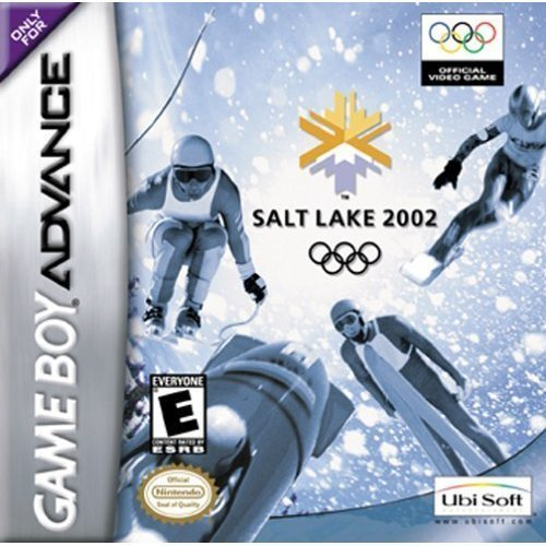 Gba Salt Lake 2002 Formerly Olympic Winter Games