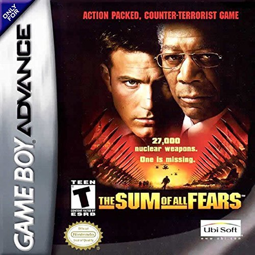 Gba Sum Of All Fears