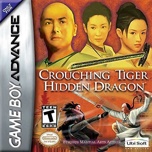 Ps2 Crouching Tiger Hidden Dr