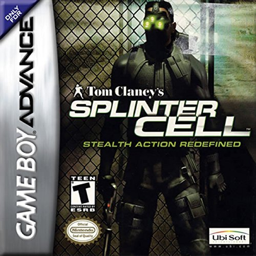Gba Splinter Cell