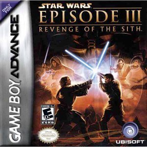 Gba Star Wars Revenge Of The Sith