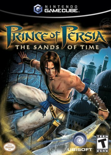 Cube Prince Of Persia Sands Of Time