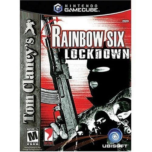 Cube Tom Clancy's Rainbow Six Lockdown
