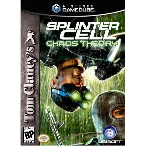 Cube Splinter Cell Chaos Theory