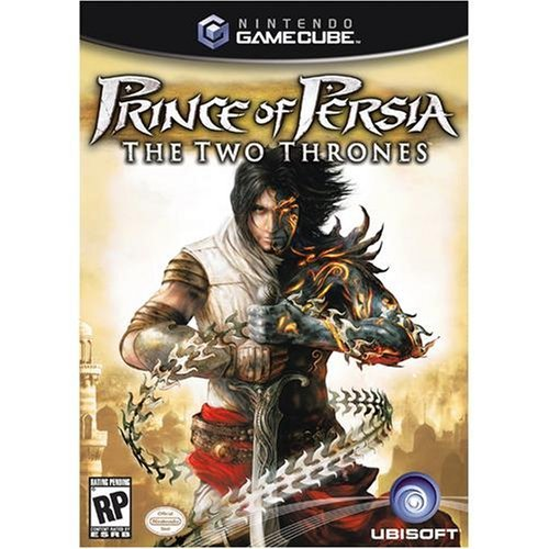 Cube Prince Of Persia 3