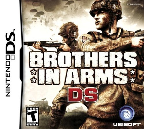 Nintendo Ds Brothers In Arms War Stories