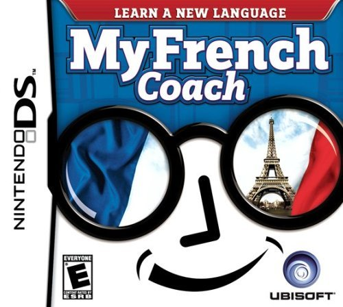 Nintendo Ds My French Coach Ubisoft E