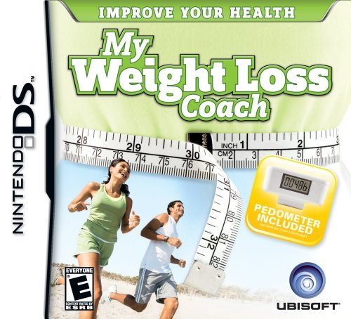 Nintendo Ds My Weight Loss Coach