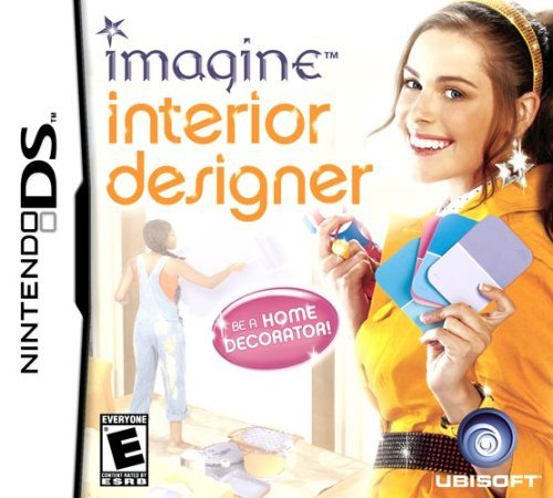 Nintendo Ds Imagine Interior Designer