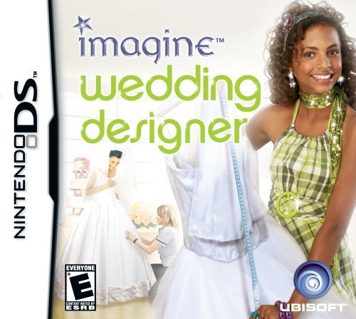 Nintendo Ds Imagine Wedding Designer Ubisoft